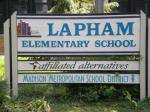 Lapham-sign