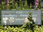 Sandburg-sign