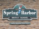 Spring Harbor-sign